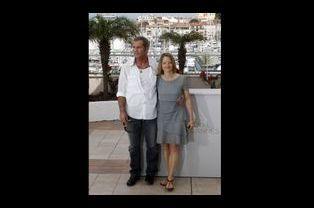 Jodie Foster et Mel Gisbon