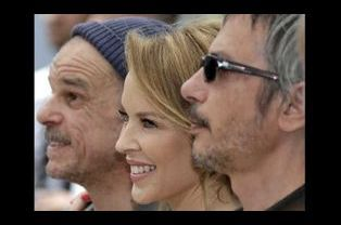 Avec Denis Lavant et Leos Carax