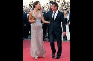 Sean Penn et Roberta Armani