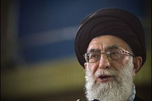 N°19: le guide suprême iranien Ali Khamenei