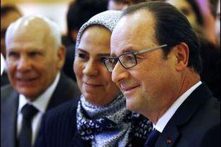 Avec Latifa Ibn Ziaten, la mère de la première victime de Merah