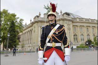 Les célébrations de l'anniversaire de la capitulation de l'Allemagne nazie ont eu lieu ce vendredi à Paris