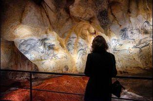 """L'inauguration de """"La Caverne du Pont d'Arc"""""""