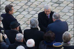 Claude Bartolone et Nicolas Sarkozy