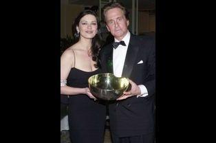 En mars 2001, avec le Courage Award