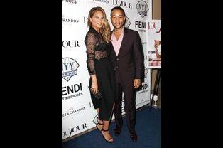 Chrissy Teigen et John Legend, mariés le 14 septembre 2013