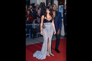 Kim Kardashian et Kanye West, mariés le 25 mai 2014