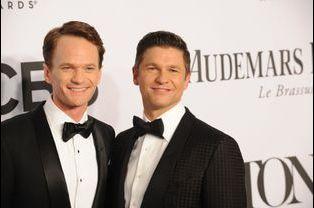 Neil Patrick Harris et David Burtka, mariés le 6 septembre 2014
