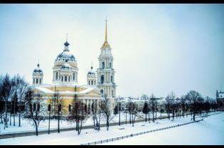 Cathédrale de Rybinsk
