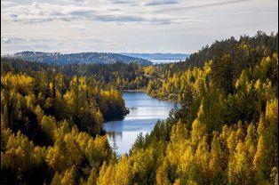 Ilimsk, Sibérie