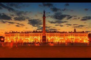 Palace Square - Saint Petersbourg