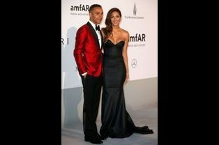 Lewis Hamilton et Nicole Scherzinger au gala amfAR's Cinema contre le Sida 4, au festival de Cannes en mai dernier