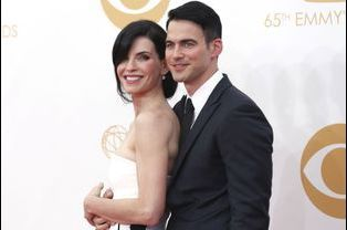 Julianna Margulies et Keith Liberthal