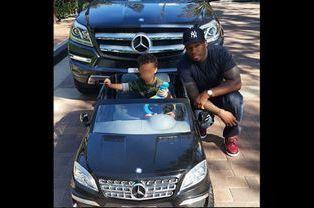 50 Cent et son fils