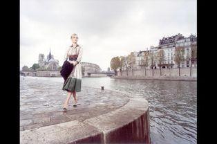 Diane Kruger. 2004