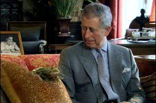 En 2009, le prince Charles tourne une vidéo pour promouvoir son association