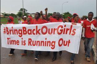 Mobilisation à Abuja, le 11 septembre