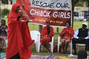 Mobilisation à Abuja, le 23 juin