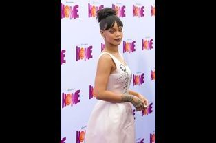 Rihanna à Los Angeles le 22 mars 2015