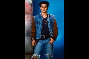 "Johnny Depp dans ""21 jump street"""