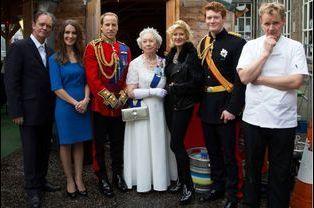 Entre la reine Elizabeth II et le prince Harry, Alison Jackson