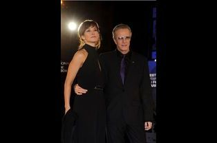 Sophie Marceau et Christophe Lambert