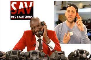 """Avec Fred Testot dans le """"SAV des émissions"""" de 2005 à 2012"""