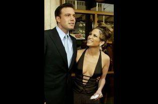 Jennifer Lopez et Ben Affleck