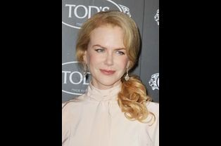 Nicole Kidman à New York, le 8 septembre 2014.