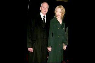Nicole Kidman et son père au « Palm Springs Film Festival à Los Angeles, le 8 janvier 2005.