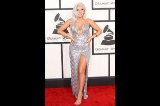 Lady Gaga à Los Angeles le 8 février 2015