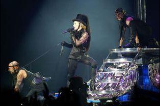 Madonna, le 20 août 2006