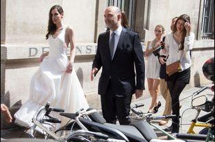 Pierre Moscovici a épousé Anne-Michelle Basteri à Paris ce samedi