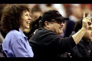 Rhea Perlman et Danny DeVito