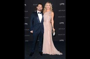Kate Hudson et son compagnon le chanteur de Muse, Matthew Bellamy