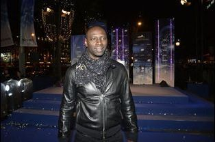 Omar Sy à Paris le 20 novembre 2014