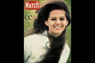 Claudia Cardinale pour la couverture du numéro 636, le 17 juin 1961