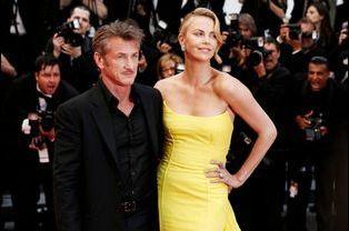 Sean Penn et Charlize Theron étaient en couple depuis 2013