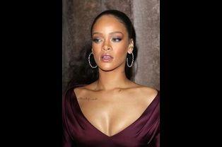 Rihanna au défilé Zac Posen