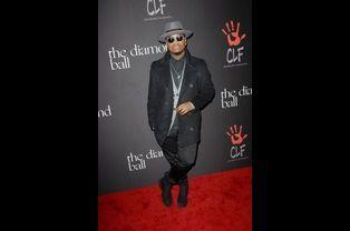 Ne-Yo à Los Angeles le 11 décembre 2014