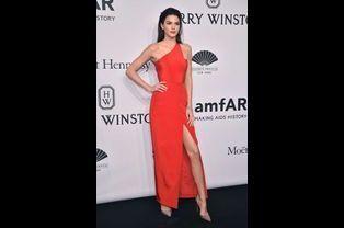 Kendall Jenner au gala de l'amfAR