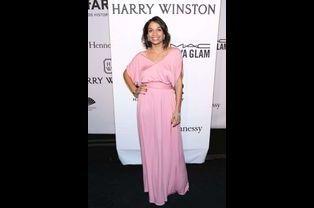 Rosario Dawson au gala de l'amfAR