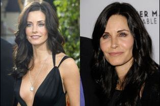 Courteney Cox (2003/ 2013)