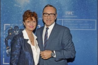 Susan Sarandon et Kevin Spacey