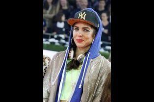 Charlotte Casiraghi au Gucci Paris Masters à Paris, le 6 décembre 2014