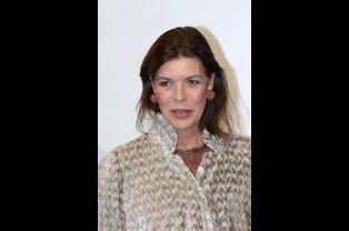La princesse Caroline de Hanovre à Monaco, le 19 décembre 2014