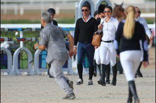 Charlotte Casiraghi au GPA Jump Festival de Cagnes-sur-Mer