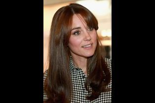 La duchesse de Cambridge Kate, le 17 septembre 2015