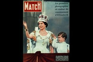 Elizabeth et Charles (N° 221 - 20 Juin 1953)