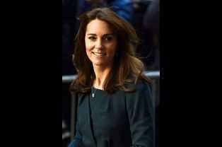 La duchesse de Cambridge Kate à Londres, le 9 décembre 2015